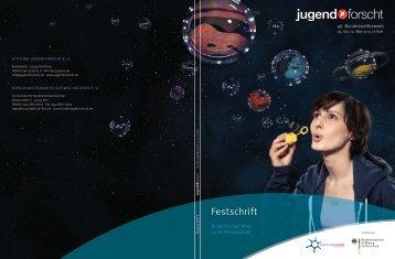 Festschrift - des Forschungsforums