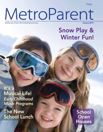 to View PDF. - Metro Parent
