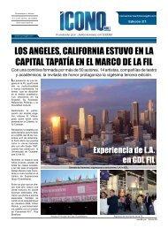 LOS ANGELES, CALIFORNIA ESTUVO EN LA CAPITAL TAPATÍA ...