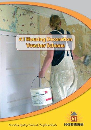 A1 Housing Decoration Voucher Scheme