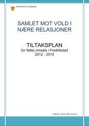 Her kan du lese planen - Fredrikstad kommune