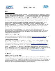 SURA Coastal Newsletter, March 2009 - Southeastern Universities ...