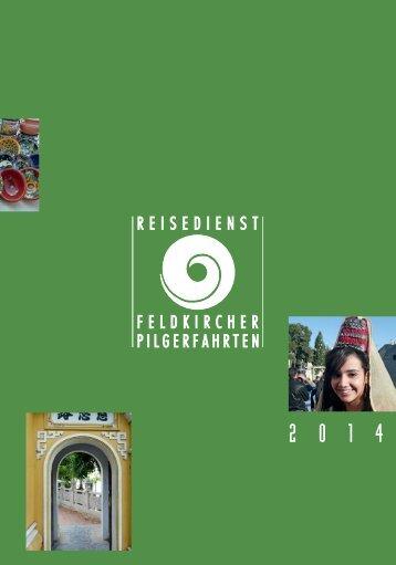 Jahresprogrammheft 2014 - bitte hier klicken - Werk der ...
