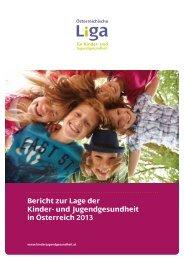 Bericht zur Lage der Kinder- und Jugendgesundheit in Österreich ...