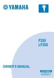 F250 LF250 - Yamaha