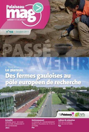 Octobre 2011 - Ville de Palaiseau
