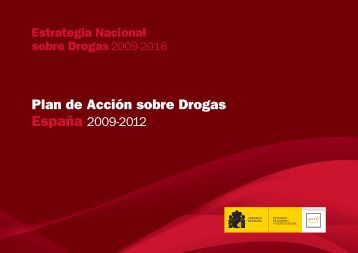 Portada Plan Accion - Plan Nacional sobre drogas - Ministerio de ...