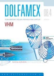 Pilniki obrotowe z węglika spiekanego - DOLFAMEX Sp. z oo