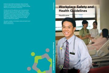 Healthcare Guidelines - Workplace Safety and Health Council