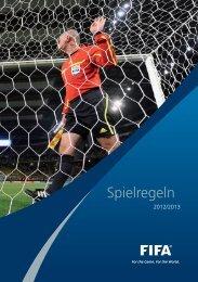 FIFA Spielregeln 2012 - Schiri.at