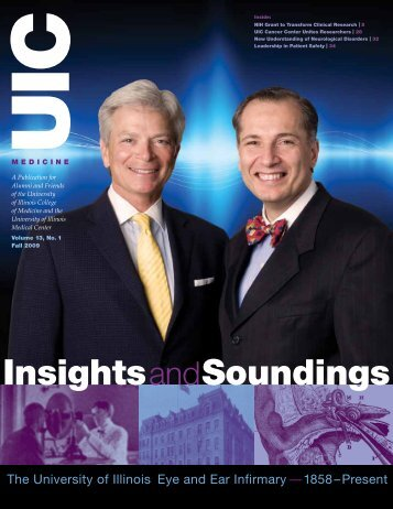 InsightsandSoundings - University of Illinois College of Medicine