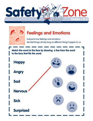 Feelings and Emotions - Snohomish County Fire District 1