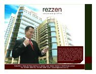 Corporate Profile - Rezzen