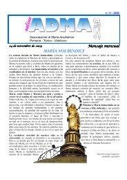 Maria nos bendice - Turin-Valdocco