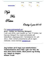 5.6.2013 - Vidaråsen