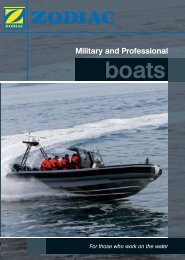 Boats - Defender