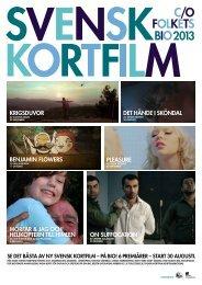 Svensk kortfilm h13 - Folkets bio