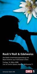 Rock'n'Roll & Edelweiss