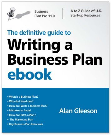 writing a quality plan
