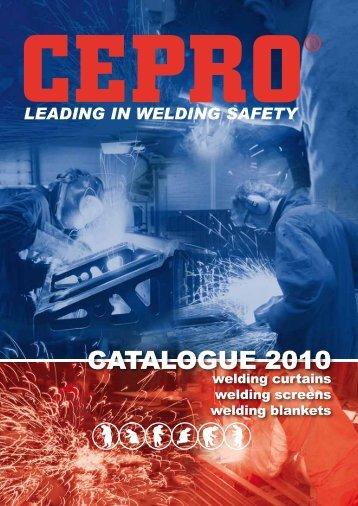 cepro welding screens