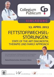 Download Programm - FHchol Austria