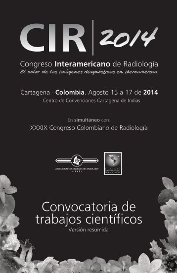 Convocatoria Resumida to PDF.cdr - CIR . Colegio Interamericano ...