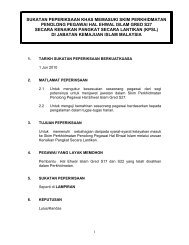 KPSL S27 - Jabatan Kemajuan Islam Malaysia