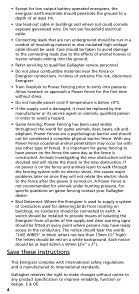3C4417 Powerbox - Gallagher Europe - Page 4