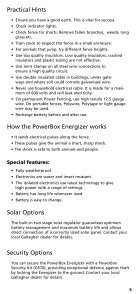 3C4417 Powerbox - Gallagher Europe - Page 5
