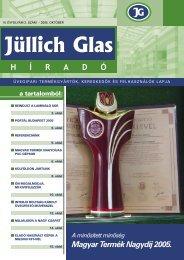 download - Jüllich Glas Holding Zrt.