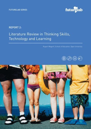 Literature Review in Thinking Skills, Technology and ... - TeLearn