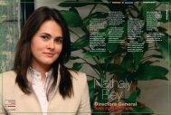Nathaly Rey - Revista DINTEL Alta Dirección