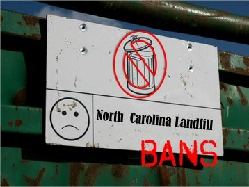 North Carolina Landfill - North Carolina Division of Pollution ...