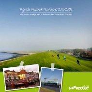 Agenda Netwerk Noordoost 2011-2030 - Provincie Fryslân