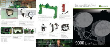 9000 Series Tractors - LongsPeakEquipment