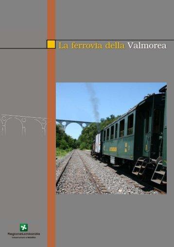 La ferrovia della Valmorea - Regione Lombardia