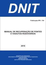 Manual de Implantação Básica - IPR - Dnit