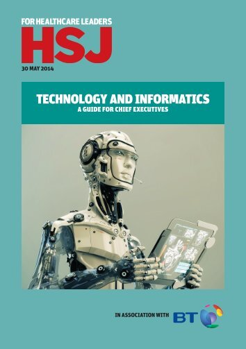 HSJ-technology-and-informatics-guide