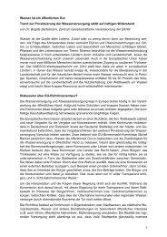 Hintergrundinformationen zu Folgen der Privatisierung - Zentrum ...