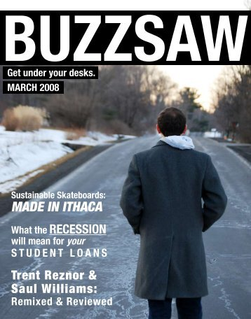 MADE IN ITHACA - Buzzsaw Magazine
