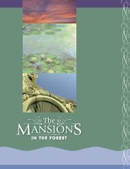 mans forest.indd - Western Rim Property Services