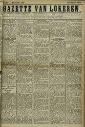 mdag 11 September 1887. 44* Jaar NÂ« 2319. jokeren 10 Sept ...