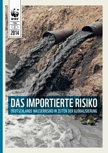 WWF_Studie_Wasserrisiko_Deutschland