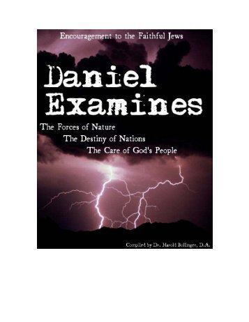 Your Daniel Ebook for this lesson - Apostolicfaithonline.org