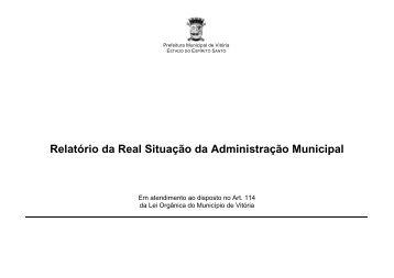 Relatório Circunstanciado_2 - Prefeitura de Vitória