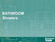 BATHROOM Showers - Whole of House - Bunnings