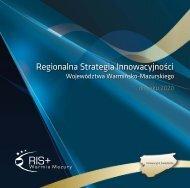 Regionalna Strategia Innowacyjności - Europa