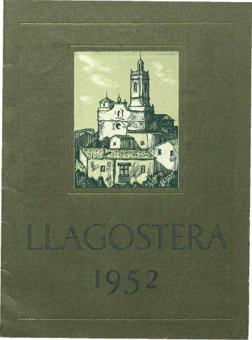M - Arxiu Municipal de Llagostera
