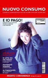 info - Nuovoconsumo.it