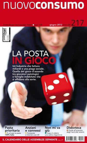 in gioco - Nuovoconsumo.it